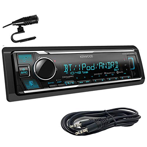Kenwood KMM-BT325U Car Stereo Receiver Review