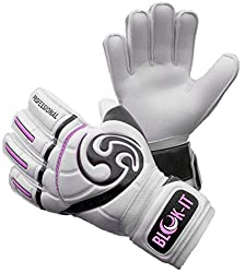 White Blok-IT Goalkeeper Gloves