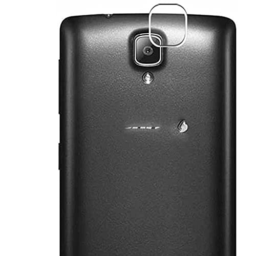 Vaxson 2 Stück Schutzfolie, kompatibel mit Lenovo A1000 Kamera TPU Folie Rückseitige Kameraobjektiv [nicht Panzerglas Bildschirmschutzfolie Hülle Hülle ]