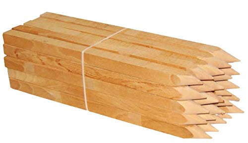 piquet bois cloture bricomarche