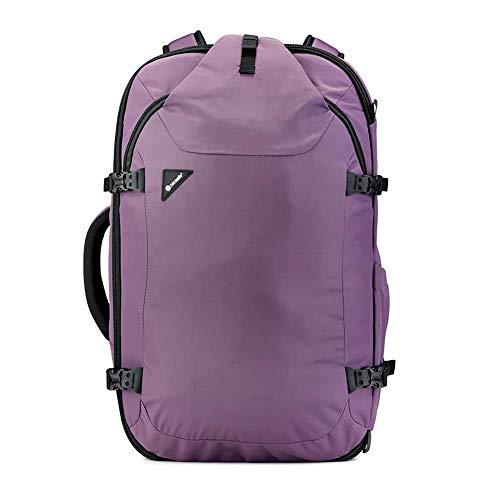 Pacsafe Unisex Venturesafe Exp45 Anti-theft Carry-on Travel Pack - Plum Reiserucksack, Pflaume, Einheitsgröße