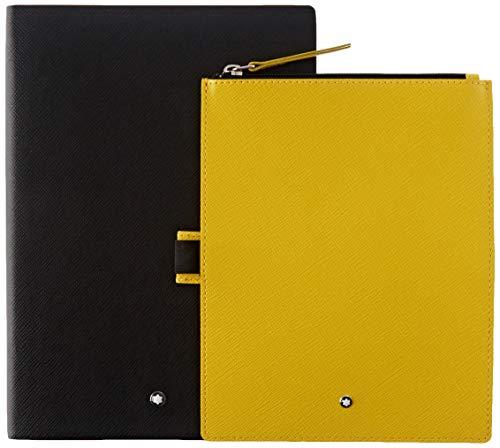 Montblanc Notebook 146 Pocket Stationery, Giallo