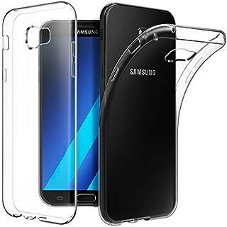 Samsung Galaxy A7 (2017 Version) Stealth Ultrathin TPU Gel Case Cover - Clear
