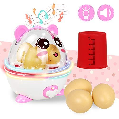 Buyger Küche Kochgeschirr Kinder Eierkocher Lebensmittel Rollenspiel Spielzeug ab 3 Jahre
