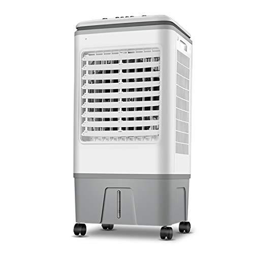 Refrigerador De Aire PortáTil, Torre De Aire Acondicionado Evaporativo, Ventilador FríO, Filtro De Polvo De PurificacióN MóVil, Suministro De Aire De Gran Angular Para La Industria Y El Comercio