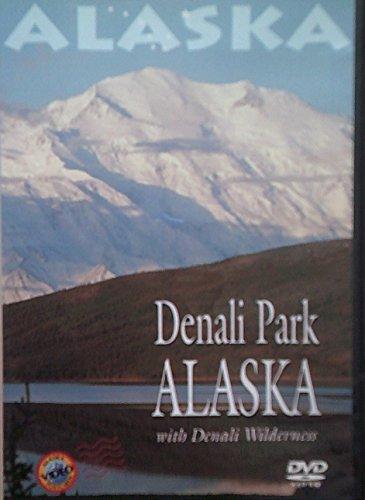 Alaska Denali Park Alaska with Denali Wilderness