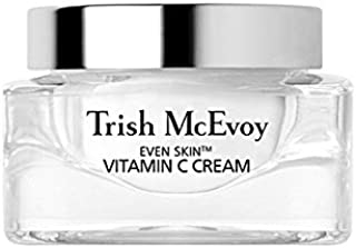 Trish Mcevoy Even Skin Vitamin C Cream 30Ml - トリッシュ?マクエボイも、皮膚のビタミンクリーム30ミリリットル [並行輸入品]