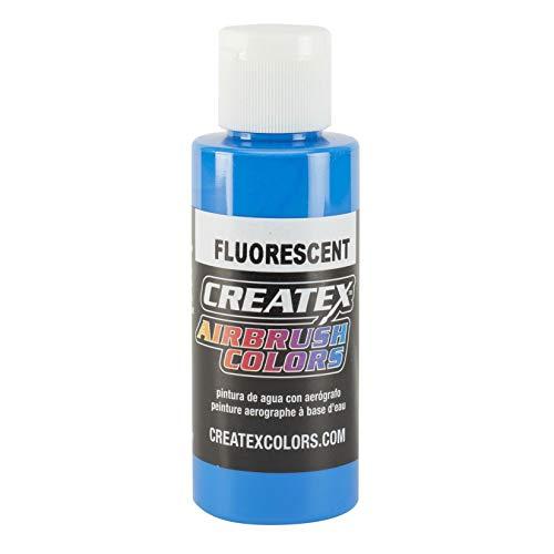 CREATEX Airbrush Colors Fluorescent 5403 Blue 120ml