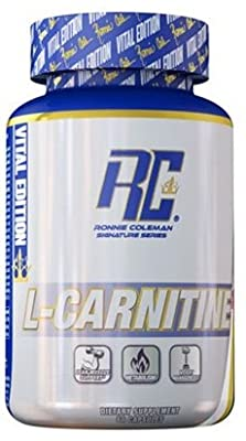 RCSS L-Carnitine-XS Metabolism Fat Burning Cell Protection Fitness Diet Bodybuilding 60 Capsules