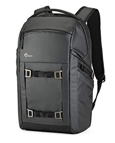 Lowepro Freeline Camera Backpack 350 AW, Black. Versatile Daypack Designed for Travel, Photographers and videographers. for DSLR, Mirrorless, Laptops, Bridge, CSC, Lenses and Travel Gear.