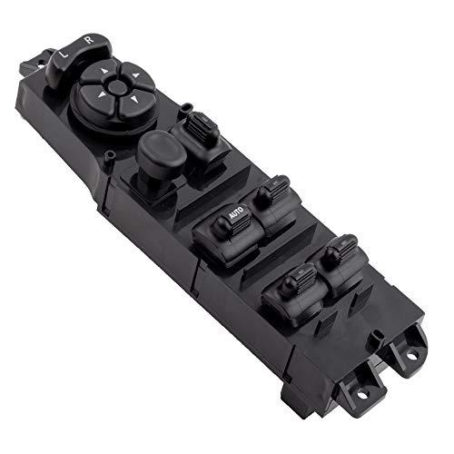 BOXI Driver Side Master Power Window Switch for 2001-2004 DOD-ge Dakota / 2001-2003 DOD-ge Durango / 2002-2010 DOD-ge Ram 1500 2500 3500/2005-2009 DOD-ge Sprinter 2500 3500 (Replaces 68171680AA)