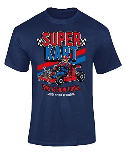 Gordon Stone Super Kart Mario Bros Super...