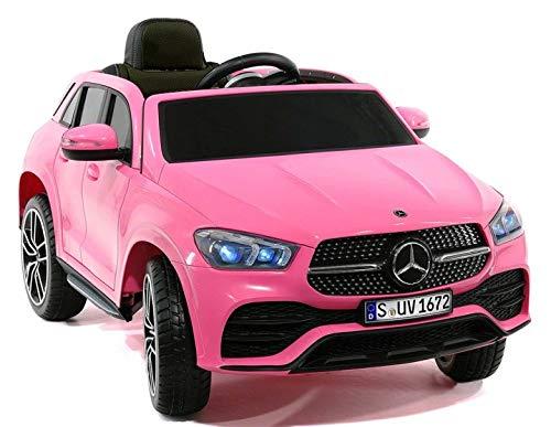 Coche ELÉCTRICO Infantil GLE450 12V Rosa-Pink - BCGLE450PINK
