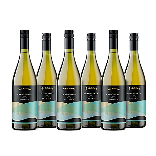 Evansea Weißwein Chardonnay trocken, Australien (6x0,75L)