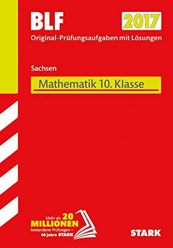 STARK Besondere Leistungsfeststellung Sachsen Gymnasium - Mathematik 10. Klasse