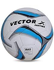 كرة قدم من فيكتور اكس بانثر بتقنية الانصهار الحراري (ابيض - سماوي) (مقاس 5)