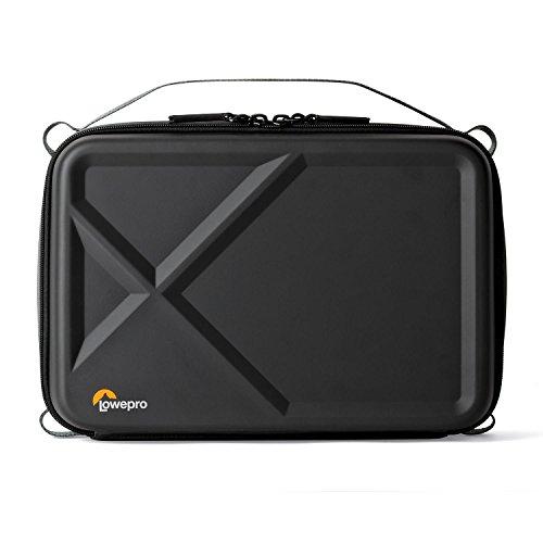 Lowepro QuadGuard TX - Caja para Bicicleta, Color Negro y Gris