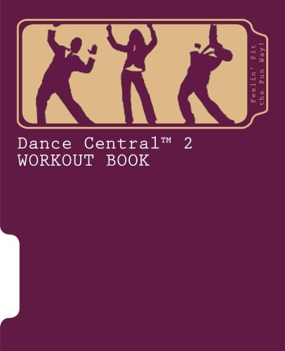 Dance Central 2 Workout Book