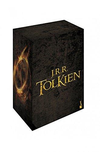 Estuche Tolkien (El Hobbit + La Comunidad + Las Dos Torres +El Retorno del Rey) (Biblioteca J. R. R. Tolkien)