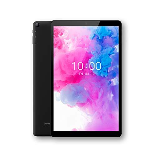 ALLDOCUBE iPlay20 Pro Tablet con 4G LTE, schermo Gorilla Glass da 10,1 pollici, CPU Octa-Core SC9863A, RAM DDR4 da 6GB, ROM da 128GB, Android 10, nero