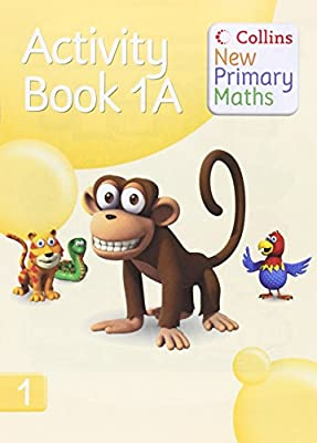 Collins New Primary Maths ? Activity Book 1A by Collins Educational