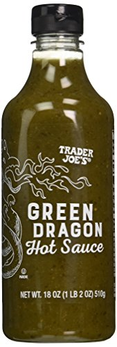 Trader Joe#039s Green Dragon Hot Sauce