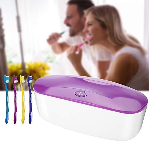 Caja de Desinfeccion UV, Esterilizador de UV Máquina desinfectante profesional para Herramientas de Maquillaje Esterilizador Portátil Profesional Caja De Desinfección UV para Cosméticos