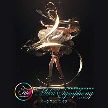 初音ミクシンフォニー〜Miku Symphony2020 オーケストラライブ