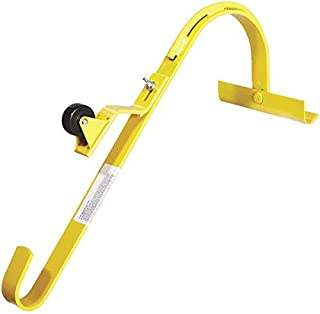 Roof Ridge Ladder Hook With Fixed Wheel & Swivel Bar by ACRO BUILDING SYSTEMS