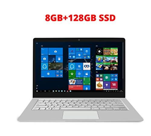 Jumper EZbook S4 display da 14 pollici 8 GB RAM da 128 GB notebook portatile ROM Intel Celeron J3160 ultrabook Dual Band WIFI computer