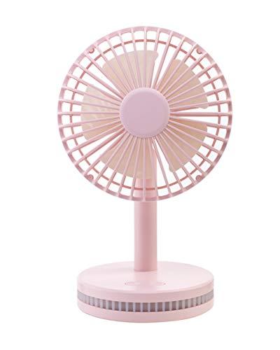 Elektrische ventilator, elektrisch, moderne ventilator, nachtlampje, voor kantoor, klein, draagbaar, USB, elektrische ventilator.