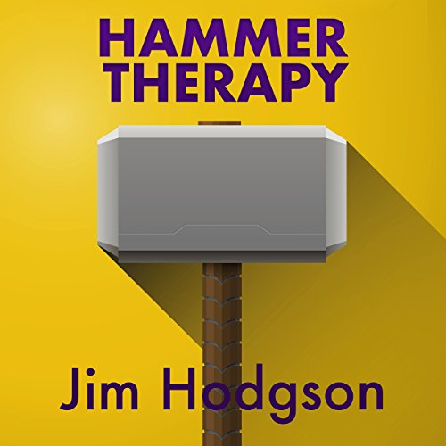 Hammer Therapy: Thor's Journey into Analysis audiobook cover art