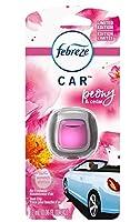 Febreze Car Peony & Cedar フェブレーズカーピオニー&シダーカーエアフレッシュナーベントクリップ車用芳香剤 2ml x3個 [並行輸入品]