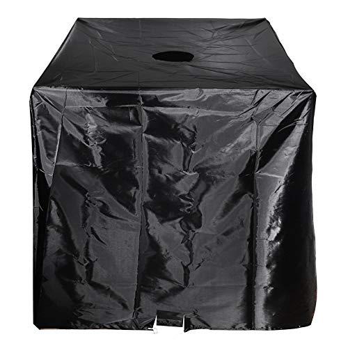 TOOGOO Cubierta del Tanque de Agua de Lluvia Capucha Protectora Cubierta de Cubo a Prueba de Polvo Impermeable para Contenedor de Almacenamiento de Agua de 1000L