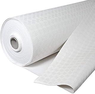 Protector de Mesa, salvamantel gofrado, Hule Muletón, Base Acolchada Impermeable con PVC y algodón, Protege la Mesa de Gol...