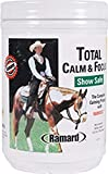 Ramard 079039 Total Calm & Focus Show Safe Supplement for Horses, 1.12 lb/30Day