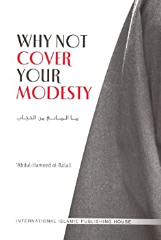 Paperback Why Not Cover Your Modesty Book