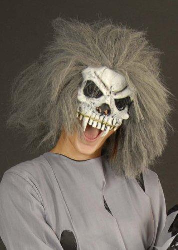 Halloween Skull demi masque