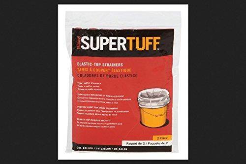 Trimaco 11522 1 Gallon SuperTuff Elastic Top Paint Strainer