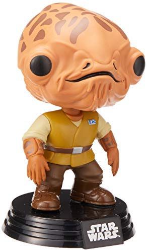 Funko 024508 Pop Star Wars: The Force Awakens Admiral Ackbar 81 Bobble-Head Figure