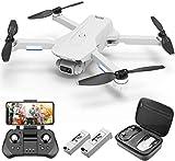 4DRC F8 Drone con Telecamera 4K UHD Drone GPS Pieghevole FPV RC...
