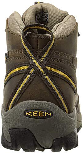 KEEN Men's Mid Waterproof Hiking Boots