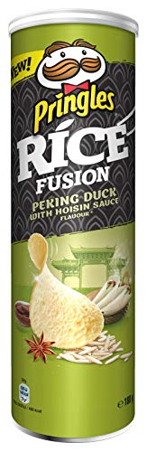 Pringles Peking Duck with Hoisin Sauce Rice Chips | Einzelpackung | 180g