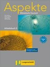 Aspekte 3 ejercicios con CD-ROM: Arbeitsbuch 3 mit Ubungstests auf CD-Rom: Vol. 3