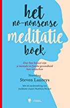 Het no-nonsense meditatieboek (Dutch Edition)