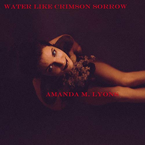 Water Like Crimson Sorrow audiobook cover art