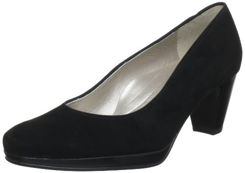 ara Toulouse-Plateau, Damen Pumps, Schwarz (schwarz 06), 41.5 EU (7.5 Damen UK)