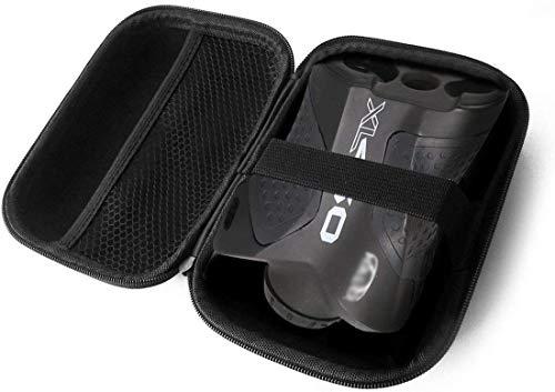 FitSand (TM Travel Zipper Carry EVA Hard Case for Halo XL450 Laser Rangefinder