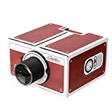Docooler FW1S YG 300 Proyector LED 1080P Máquina de Proyección con USB HDMI Micro AV Puerto SD Mini Bolsillo Control...