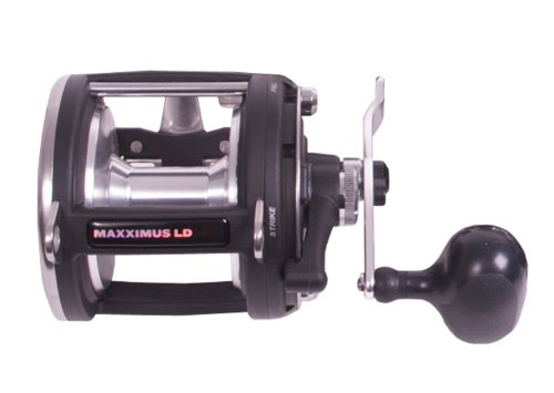 FLADEN Maxximus Multiplier Reel - Black, 15